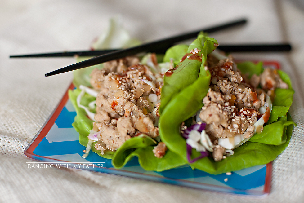 paleo turkey lettuce wraps dancing with my father a