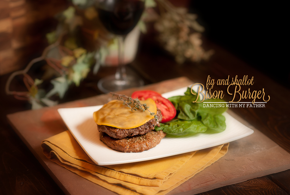 shallot fig bison burger legacy seven studios d