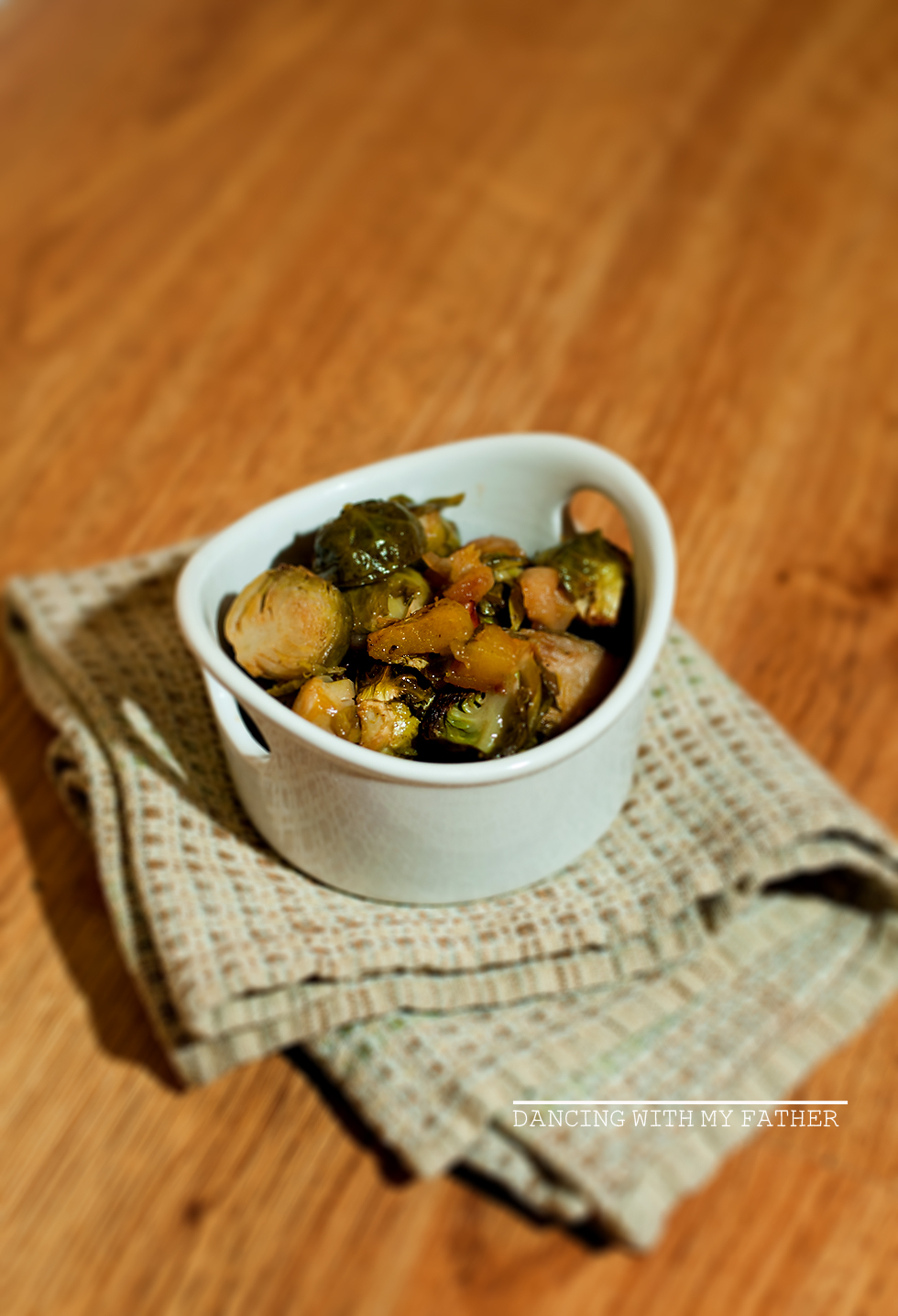 roasted autumn vegetables with cider maple glaze b