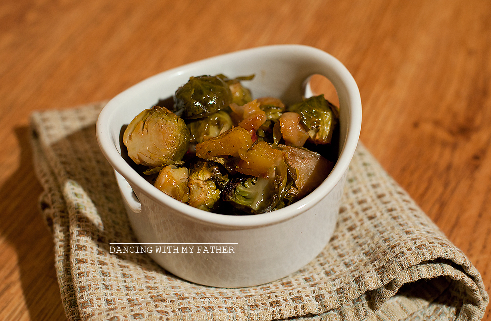 roasted autumn vegetables with cider maple glaze c