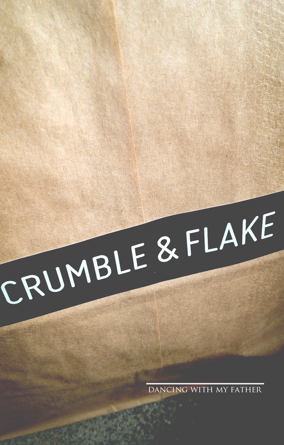 seattle pastry crumble & flake dancing with my father b