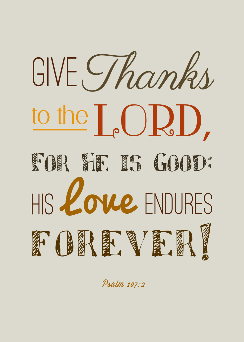 give thanks psalm 107bweb