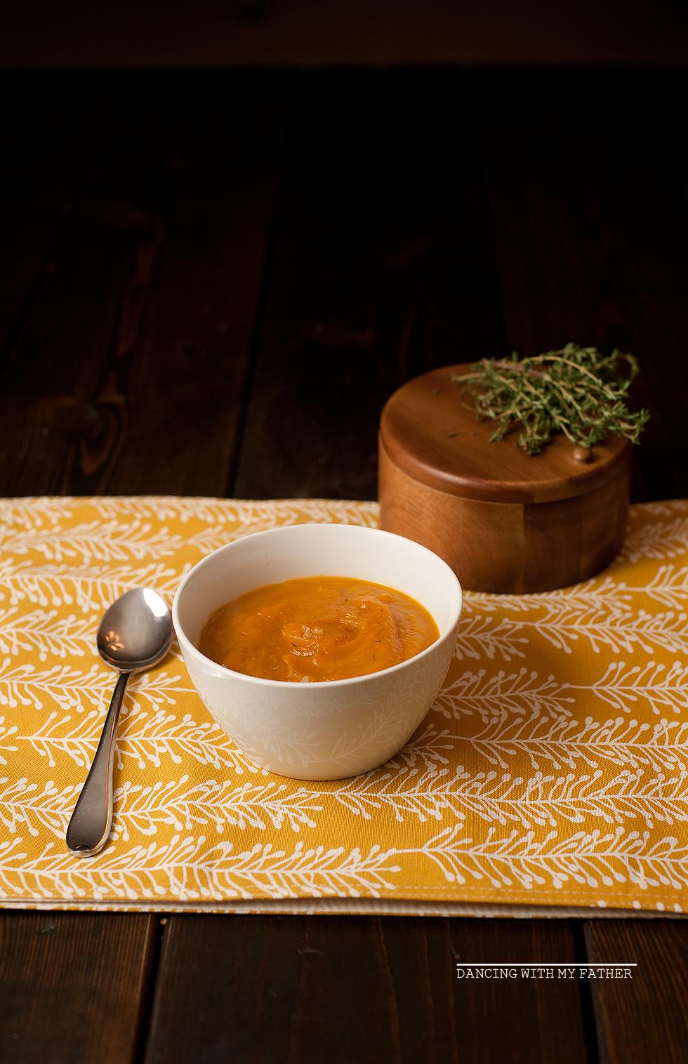butternut squash soup c