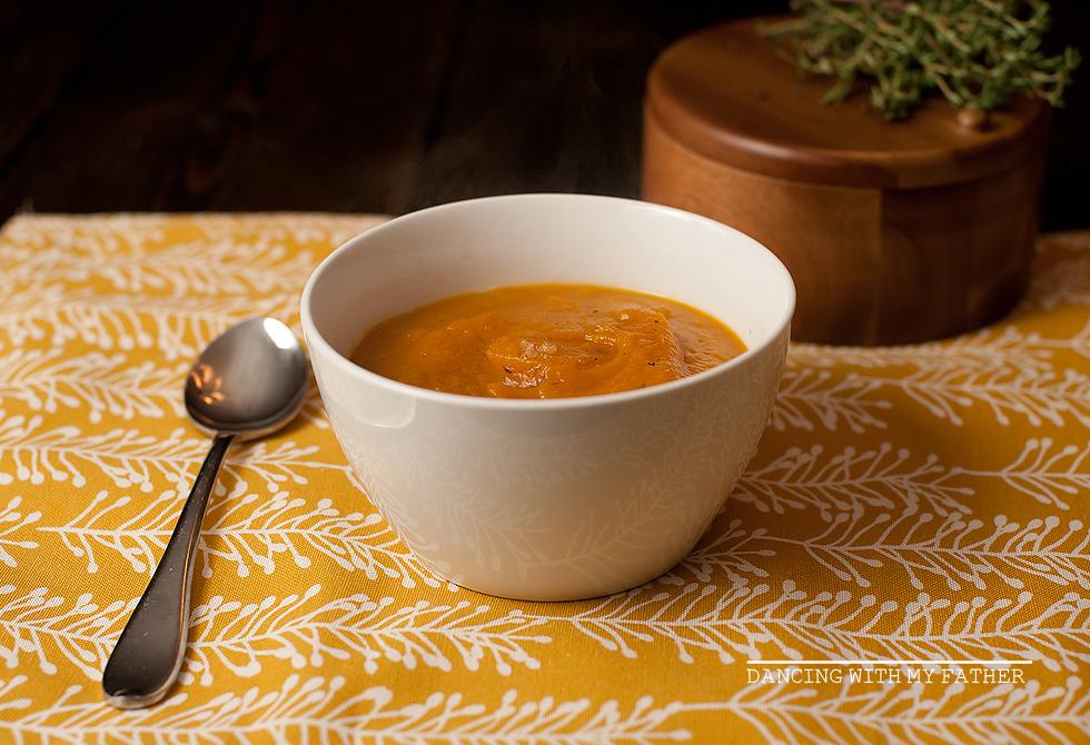 butternut squash soup d
