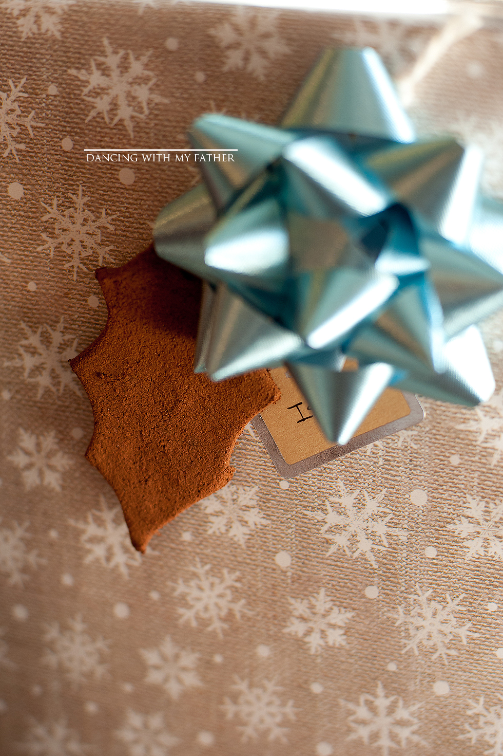 homemade cinnamon ornaments b