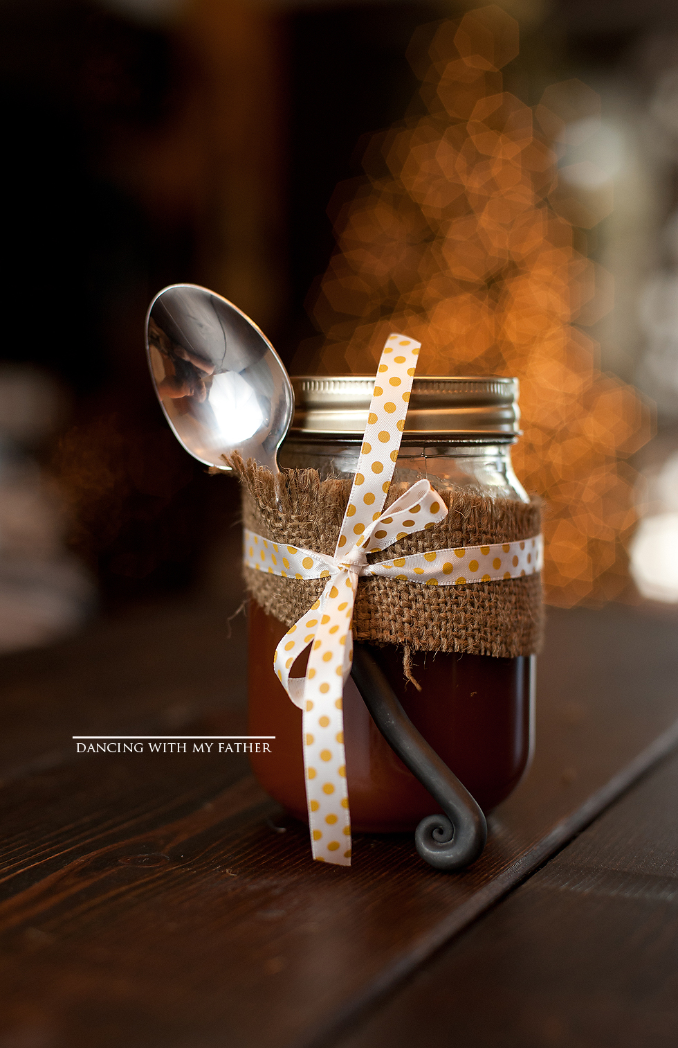 salted caramel christmas gift recipe