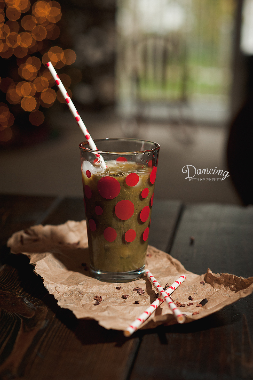 winter refresher green smoothie c