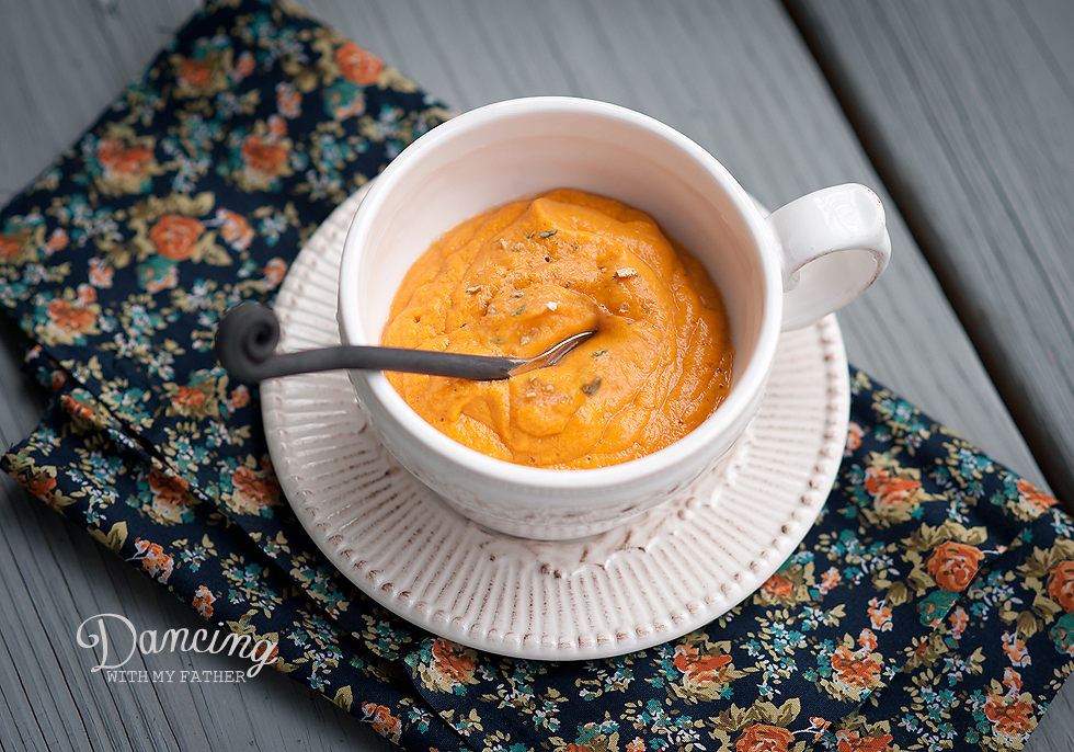 carrot and cauliflower soup d