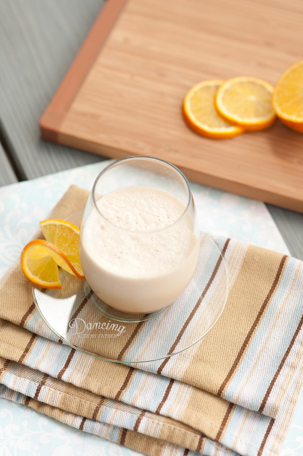 Florida Orange Caramel Iced Coffee Frappe_d