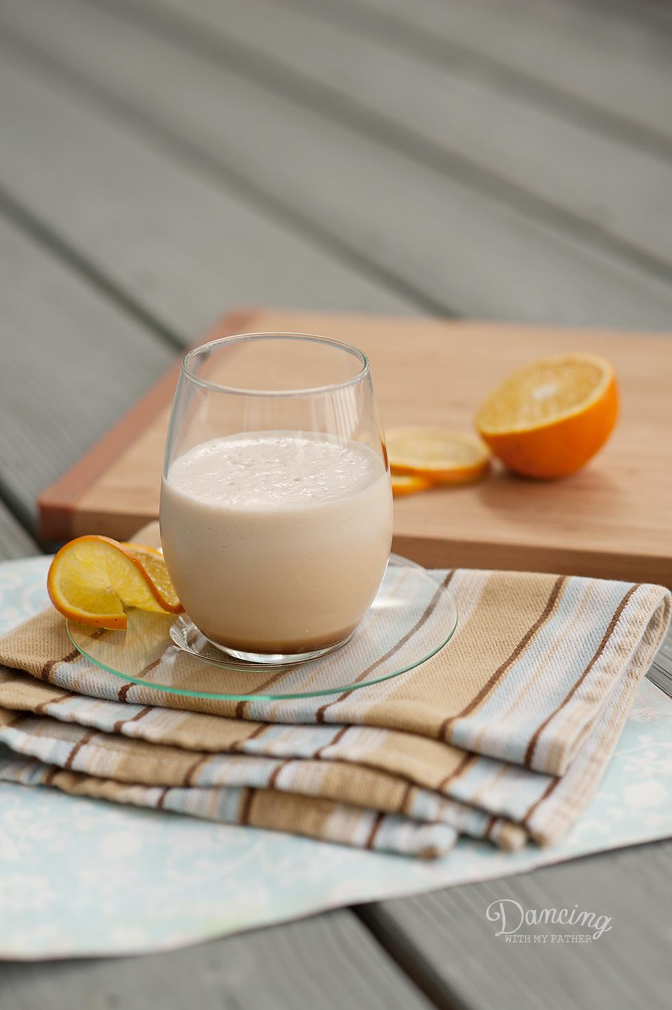 Florida Orange Caramel Iced Coffee Frappe_f