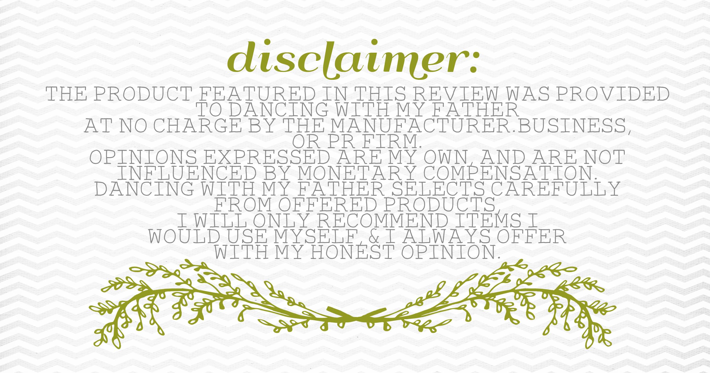 disclaimer acs