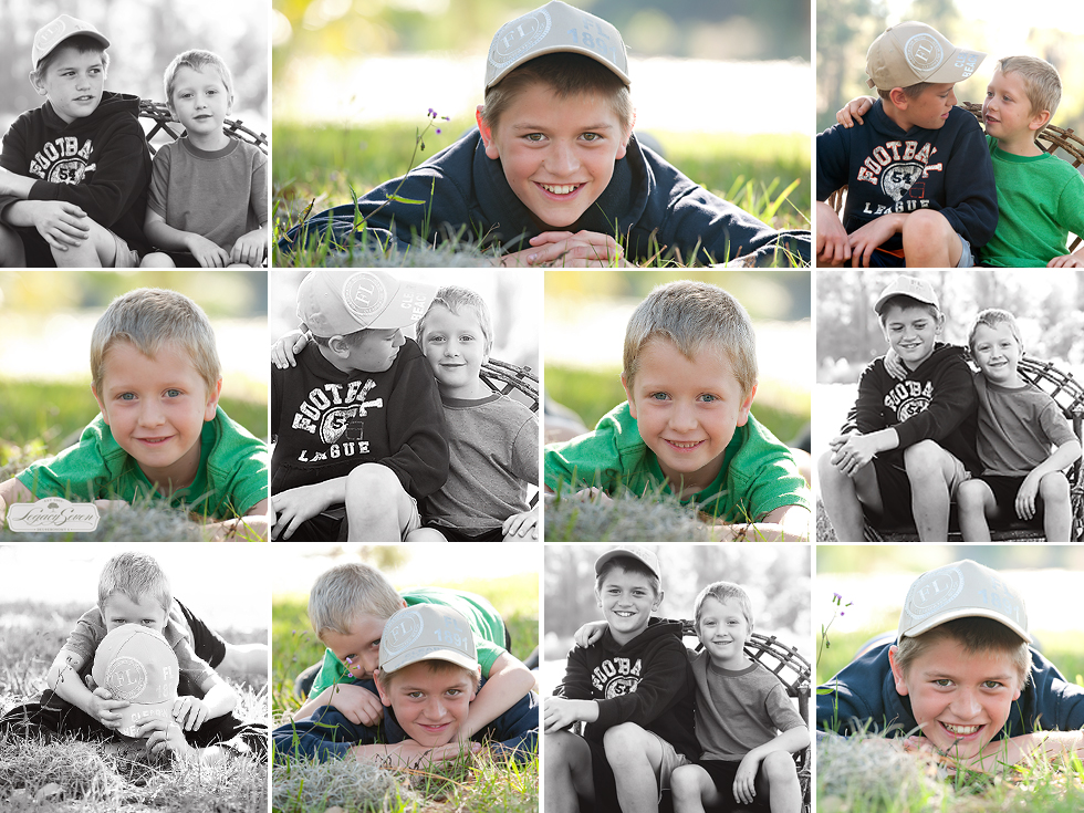 brothers portraits march 2014