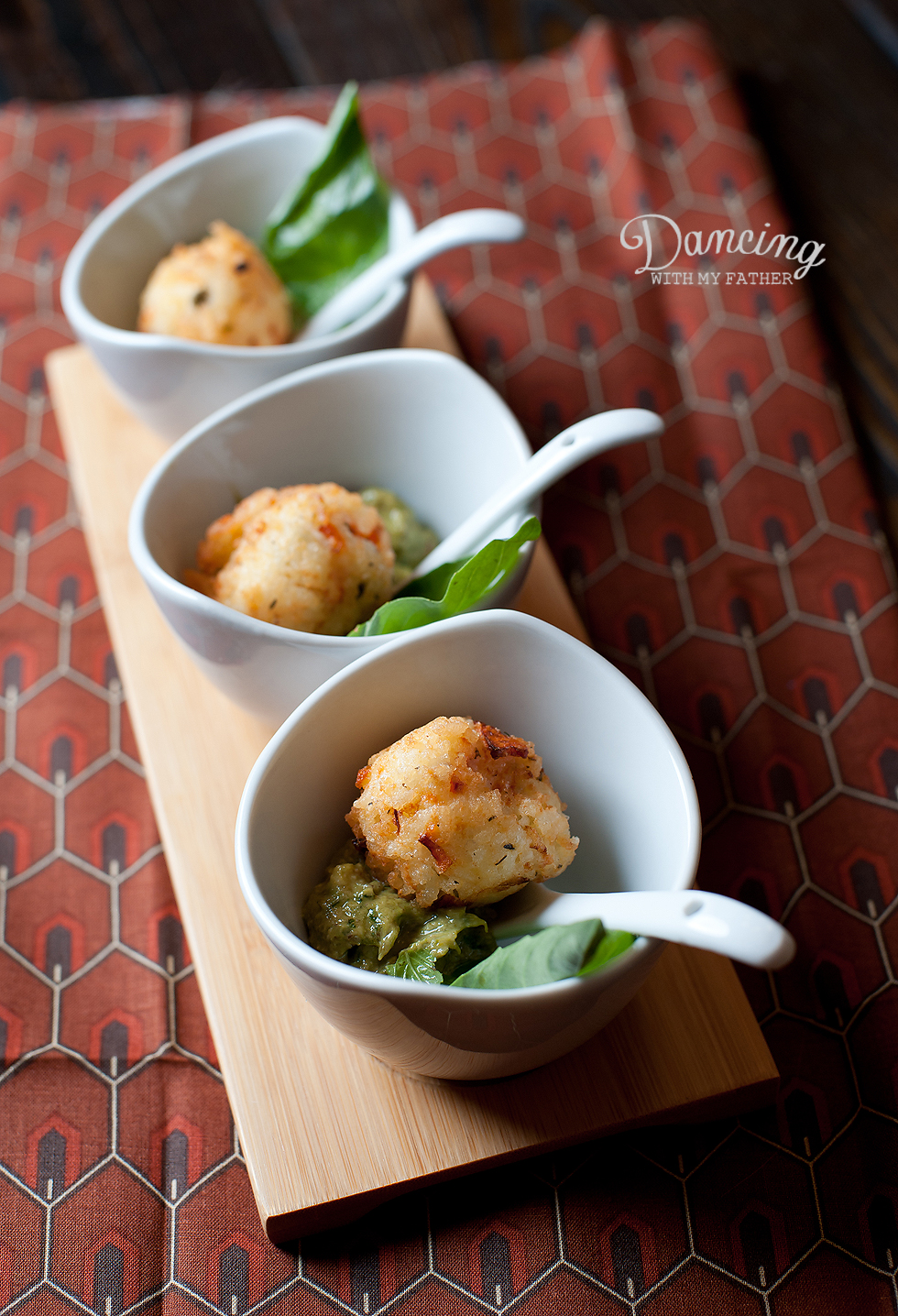 gluten free rice balls with asparagus pesto_b