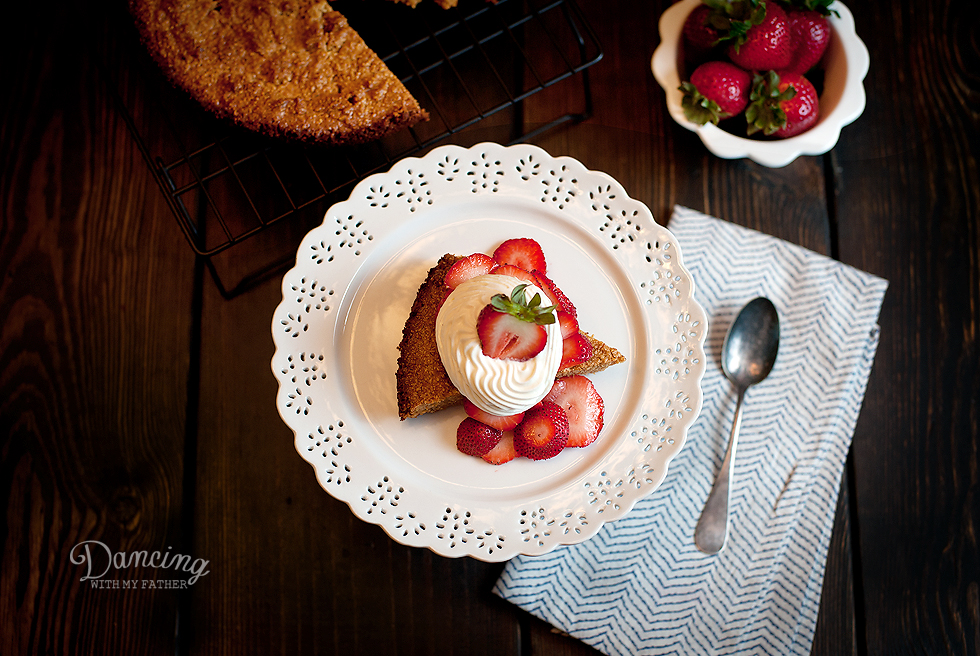 vanilla bean strawberry shortcake b