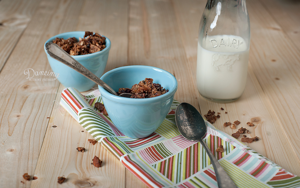 grain free chocolate granola_a