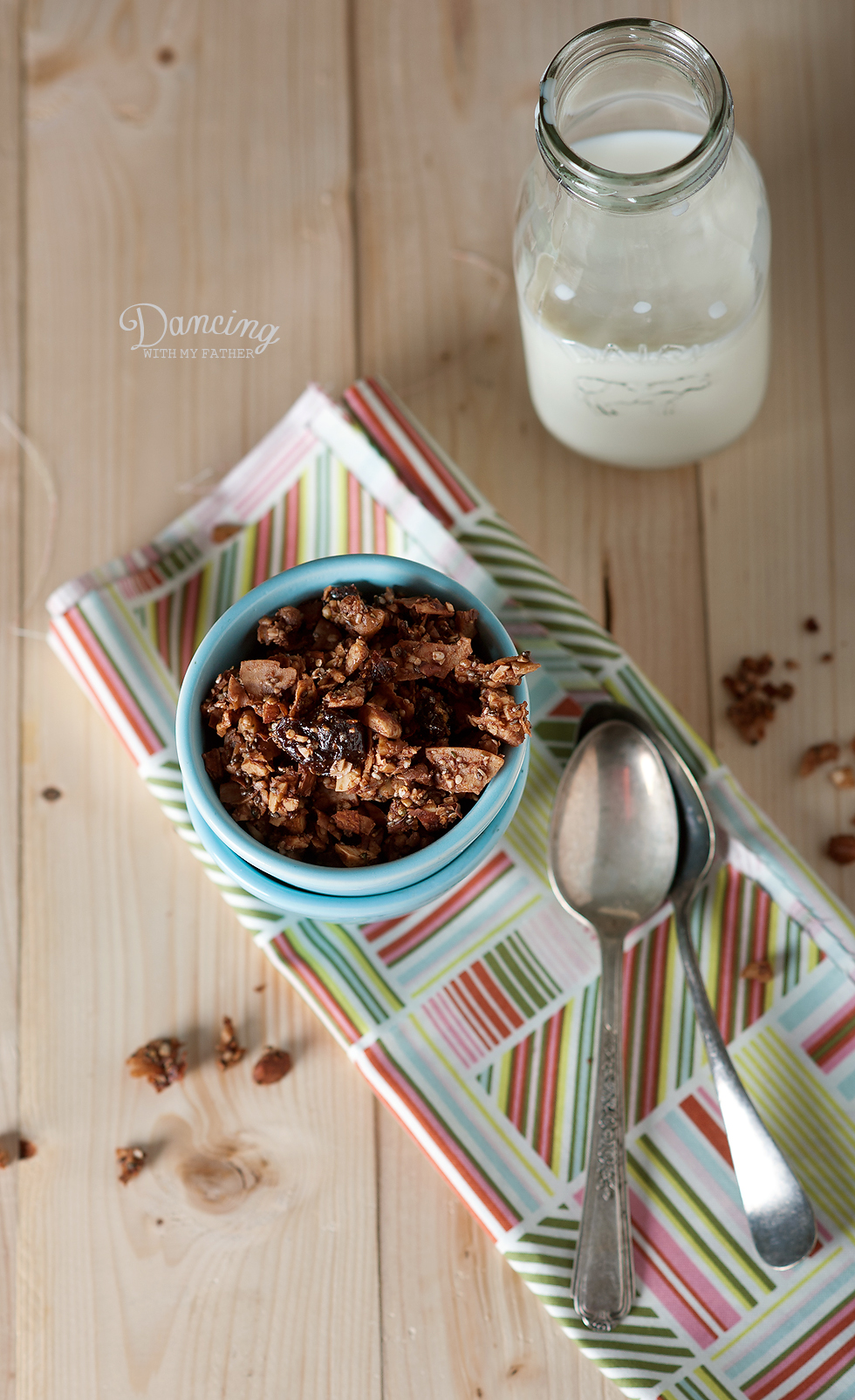 grain free chocolate granola_c