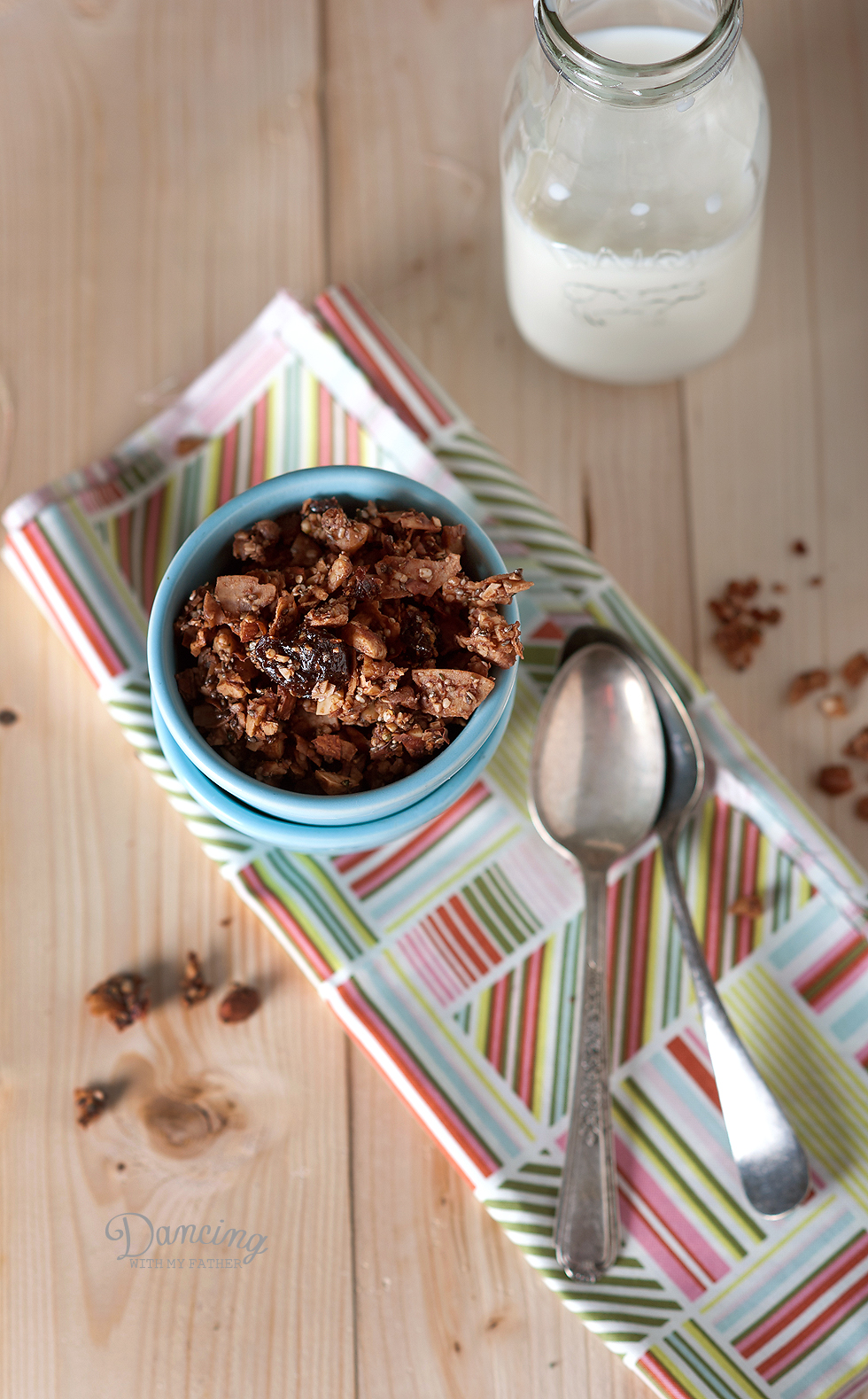 grain free chocolate granola_e