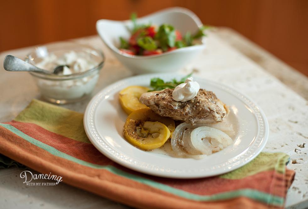 masala chicken B