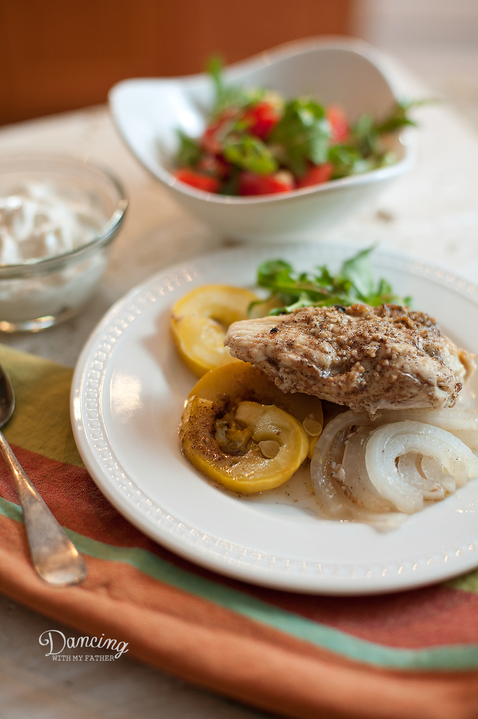 masala chicken a