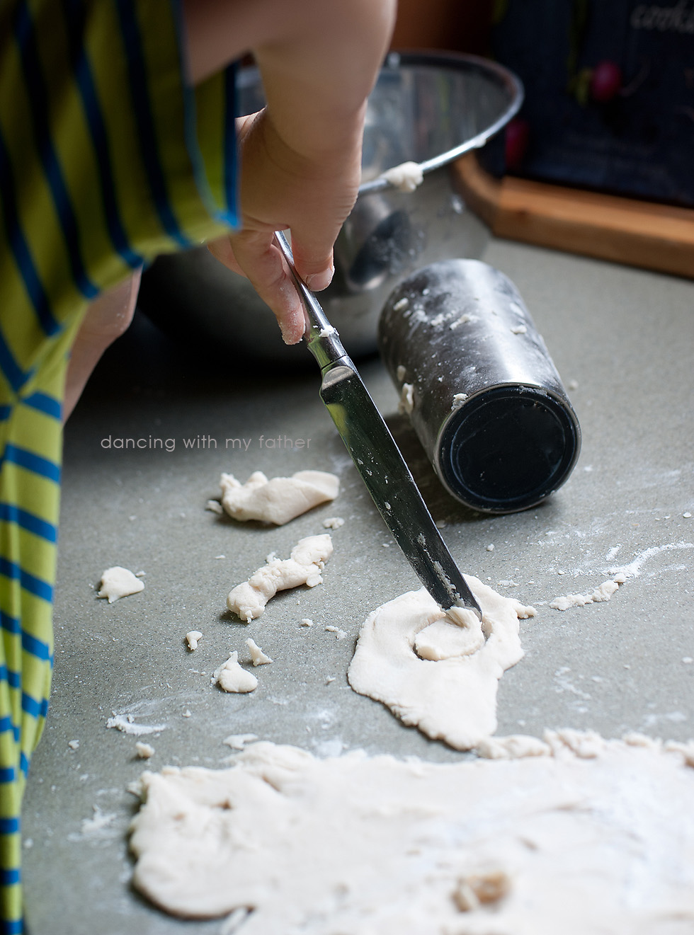 salt dough recipe a