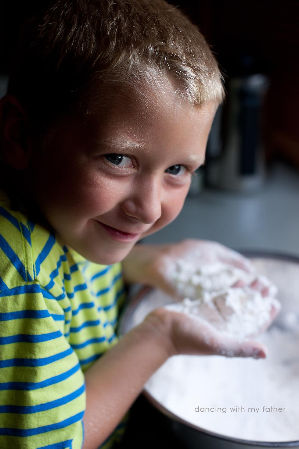 salt dough recipe e