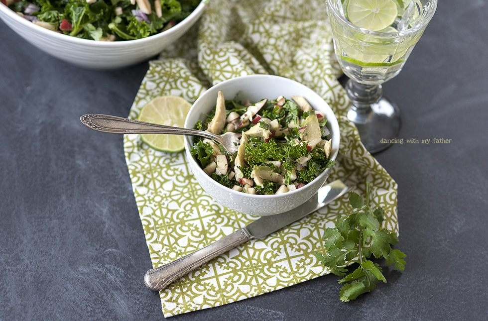 kale salad recipe angela sacket b