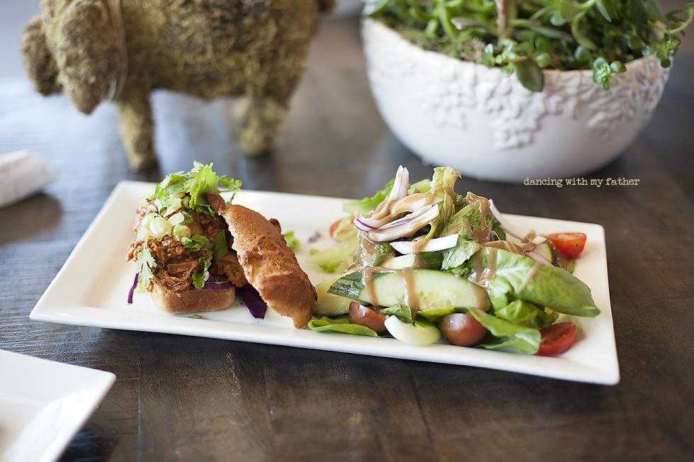 gluten free pulled pork sandwich angela sackett