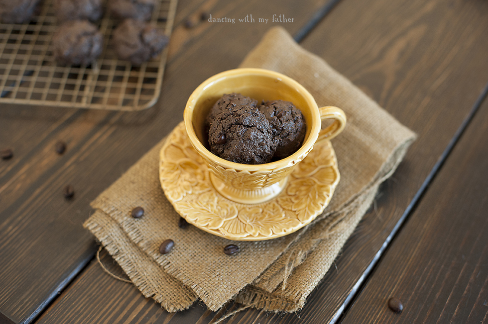 espresso breakfast cookies