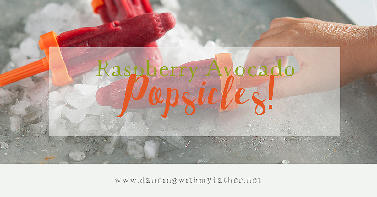 homemade-raspberry-avocado-popsicles